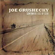 Somewhere East of Eden * by Joe Grushecky (CD, Oct-2013, Warner Music)