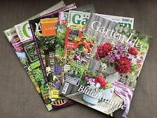 Konvolut Garten Zeitschriften Mein Schöner Garten Gärtnern Leicht Gemacht Rosen