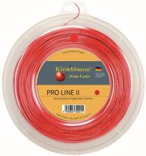 Kirschbaum Pro Line II red rojo 200 m 1,25 mm tenis cuerdas tenis Strings