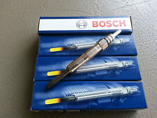 VW JETTA GOLF NEW BEETLE PASSAT TDI OEM BOSCH GLOW PLUG SET 1996 -03 $47 SHIPPED