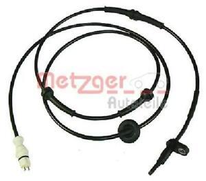 Original metzger Sensor Wheel Speed 0900600 for Fiat
