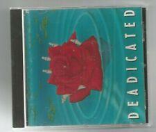 DEADICATED CD 1991 Arista Grateful Dead tribute Suzanne Vega Jane's Addiction et