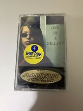 AALIYAH turkish casette cassette MUSIC TAPE FACTORY SEALED EU PRESS VHTF RARE