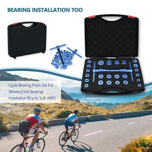 Bike Bearing Installation Kit Bottom Bracket Bicycle Axis Press Tools Set