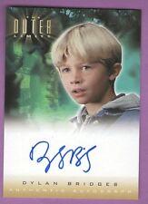 Outer Limits Sex, Cyborgs, & Science Fiction Autograph Card: A11 Dylan Bridges