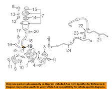 KIA OEM 10-13 Forte Pump Hoses-Steering-Return Hose Clamp 5758734500