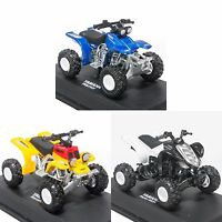 NewRay 1:32 Die-cast Yamaha Warrior / Banshee / Raptor 660R Sport ATV Model New