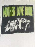 Mother Love Bone Newsletter Copy Pearl Jam August 1989