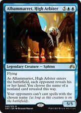 ALHAMMARRET, HIGH ARBITER Magic Origins MTG Blue Creature — Sphinx Rare