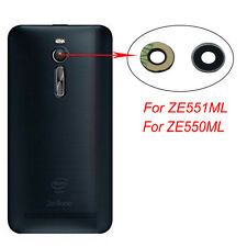 For Asus ZenFone 2 ZE550ML ZE551ML Mobile Phone Camera Glass Lens With Adhesive