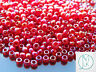 250g 165C Transparent Ruby Rainbow Toho Seed Beads 6/0 4mm WHOLESALE