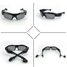 Sunglasses Polarized Bluetooth Wireless Earbuds with Stereo Hands Free Music