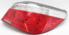 OEM 528i 535i sedan 550i M5 Right Qtr Mount Tail Lamp Chrome Discolor
