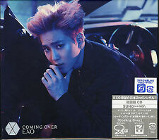 EXO-COMING OVER (SUHO VER.)-JAPAN CD Ltd/Ed C94
