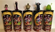 Hotel Transylvania 3 Movie Theater Exclusive Cup Topper Set #2 With 44 oz Cups