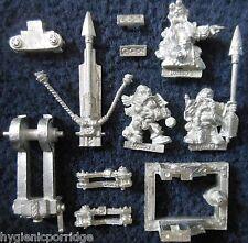 2005 Dwarf Bolt Thrower Artillery Citadel War Machine Siege Engine Ballista Army