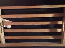 "Wood Apple Drying Tray 30.5"" x 15"""