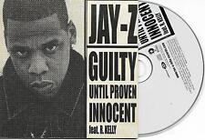 JAY-Z - Guilty until proven innocent CD SINGLE 2TR Enh EU CARDSLEEVE 2001