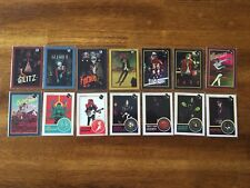 Queens Of The Stone Age Trading Card Collection Complete Near Mint