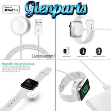 Portable Apple Watch Charging Cable Durable Magnetic Charging Dock 3.3 feet
