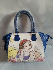 LOUNGEFLY Disney Snow White SATCHEL BAG BNWT Sketch