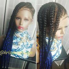 FULL lace jumbo lemonade braid wig