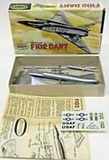 Aurora 290-39 CONVAIR F102 DART 1:121 model kit