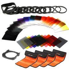 K&F Concept 40 Stück Quadratisch Filterset Farbfilter Verlaufsfilter