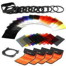 K&f Concept quadratisch Filterset Farbfilter Verlaufsfilter
