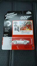 1967 Toyota 2000GT James Bond 007 JOHNNY WHITE LIGHTNING CHASE 2021 Sean Connery