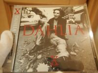 Used_CD DAHLIA X FREE SHIPPING FROM JAPAN BD46