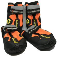 My Busy Dog Shoes SIZE 5 WATERPROOF ORANGE - New