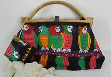 Strandtasche * Papageien * Paradiesisch Exotisch * Bamubsträger * Sommer