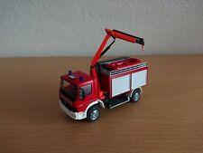 Feuerwehr 1/87 Eigenbau GW