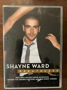Shayne Ward Breathless DVD X Factor Pop Music