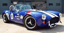 2004 AC Cobra 6.0 V8 LS2 400 BHP Blue Gardner Douglas - A True Muscle Car!