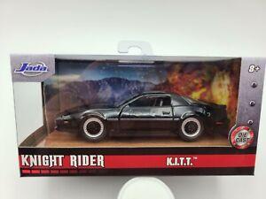 Knight Rider KITT (K.I.T.T.) Diecast Car Jada Hollywood Rides New 1/32 HTF