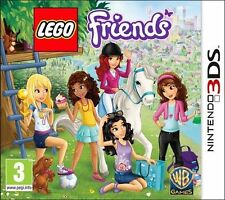 LEGO Friends Nintendo 3DS Brand New Sealed Free P&P