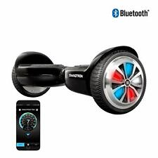 Swagtron T500 App-Enabled Hoverboard Bluetooth Led Wheel Self-Balancing Scooter