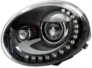 Hella Right Headlamp VW Beetle 1L 5C2941032B