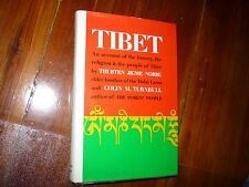 Tibet Thubten Jigme Norbu Colin Turnbull Signed