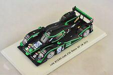 Spark S3715 - LOLA B12/80 Judd Status GP n°30 Le Mans 2012 Y. Buurman  1/43