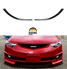 Eyelids eyebrows for Honda Accord VIII 8 Acura TSX CU2 Headlights Covers eyelash
