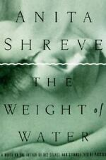 The Weight of Water by Anita Shreve (1997, Hardcover)