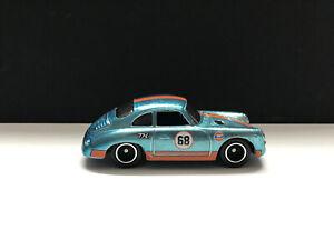 Hot Wheels 2021 STH Super treasure hunt > Porsche 356 Outlaw Gulf , Loose Mint