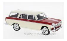 #CLC155 - IXO Fiat 2300 Familiare - hellbeige/rot - 1965 - 1:43