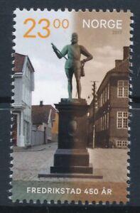 [I315] Norway 2017 good stamp very fine MNH