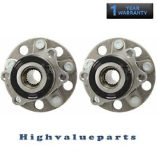 2 Rear Wheel Bearing &Hub Assembly for Jeep Compass Patriot Dodge Caliber 512333