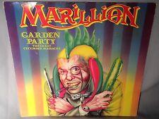 "LP MARILLION Garden Party 3 TRACK 12"" SINGLE UK IMPORT EX/NM"