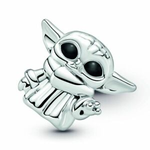 PANDORA Charm Sterling Silver ALE S925 STAR WARS THE CHILD 799253C01 **LAST 2**